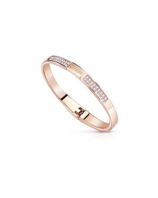 Guess | Metallic G Colours Bracelet | Lyst
