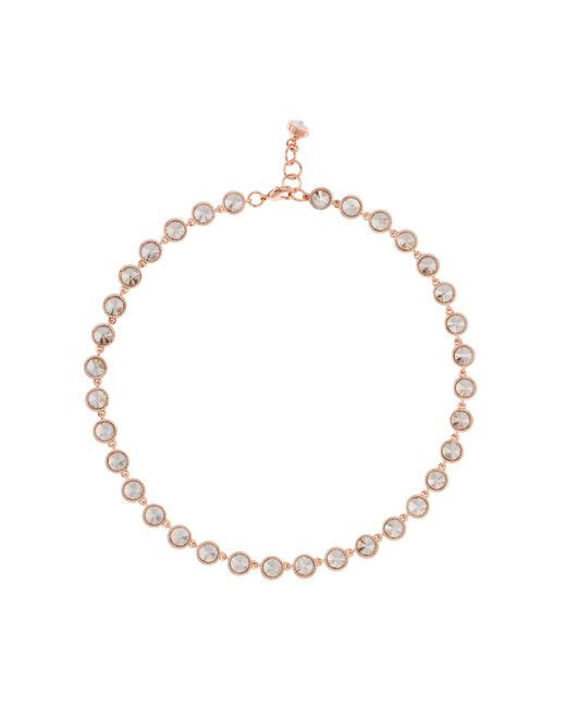 Ted Baker - Metallic T12912402 Rosele Rivoli Crystal Necklace - Lyst