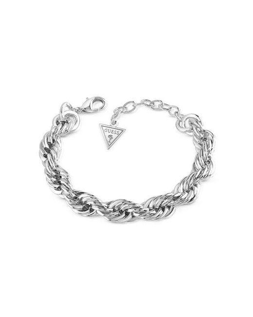 Guess   Metallic Dream Girl Chain Bracelet   Lyst