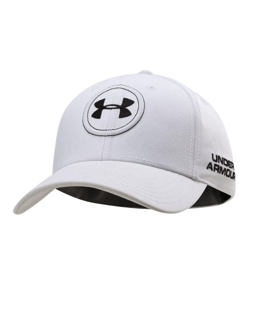 Under Armour | White Official Tour Cap for Men | Lyst