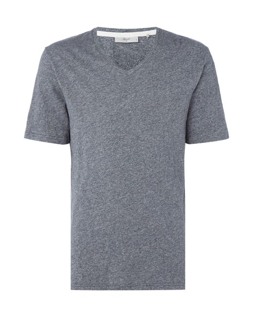 Minimum - Blue Men's Earlham Tshirt for Men - Lyst