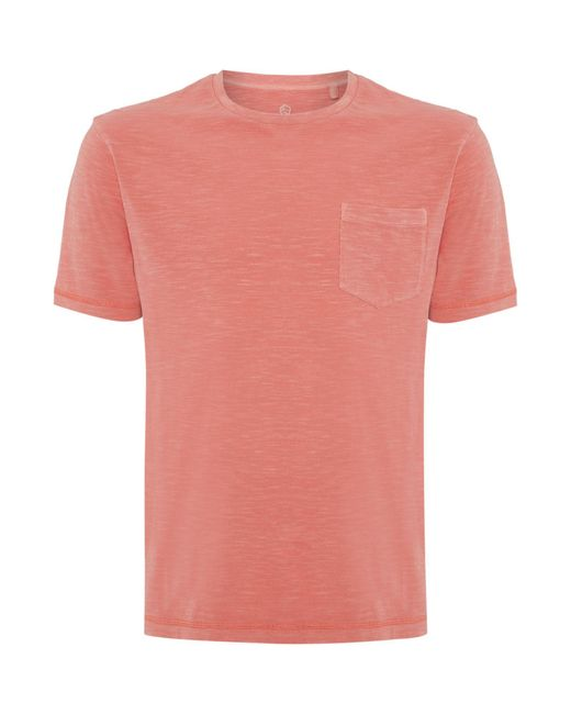 Howick | Multicolor Dillon Short Sleeve Pocket Tee for Men | Lyst