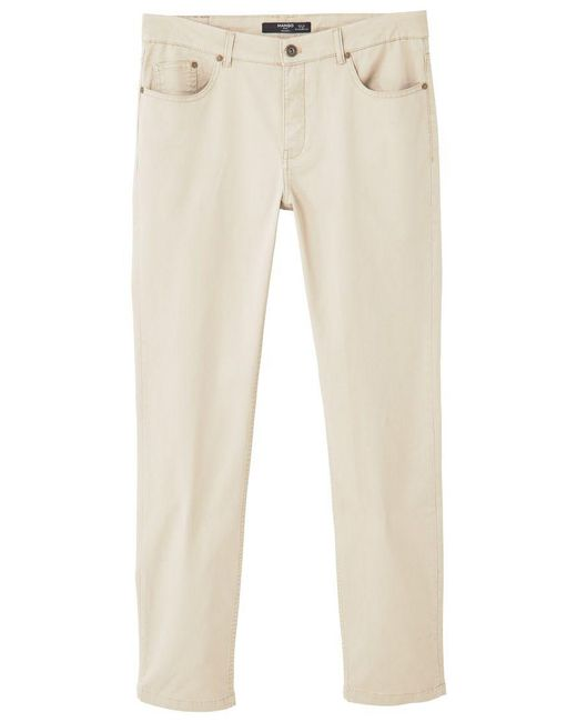 Mango | White Men's Slim-fit Cotton Chinos for Men | Lyst