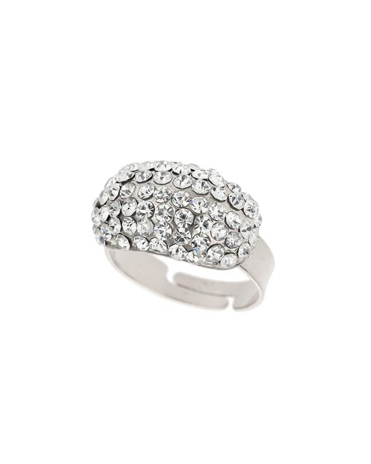 Mikey | White S Oblong Ring | Lyst