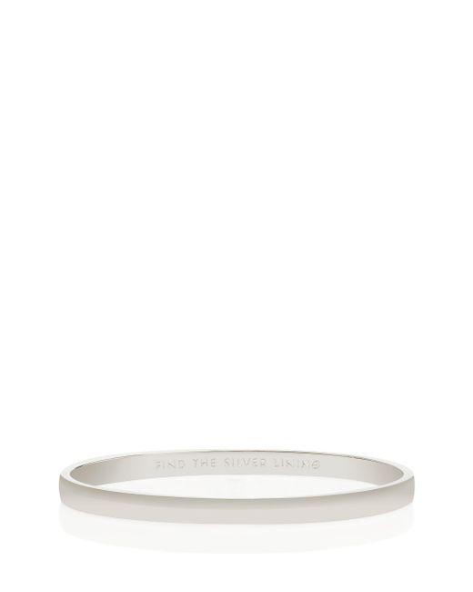Kate Spade - Metallic Wbru9167040 Ladies Bracelet - Lyst