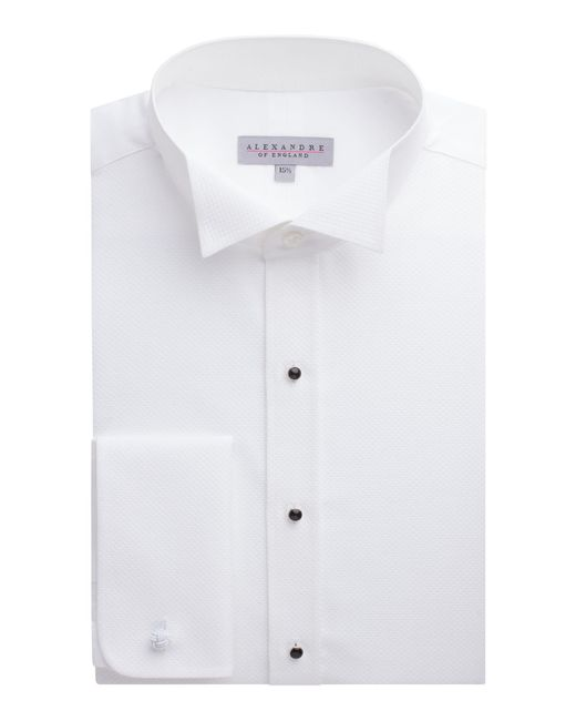 Alexandre Of England - White Fenchurch Tailored Fit Dress Shirt for Men - Lyst