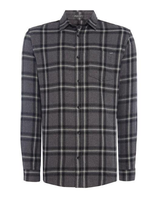 Jack & Jones | Gray Larson Shirt for Men | Lyst