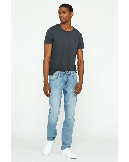 7743e6ee9ba Lyst - Hudson Jeans Blake Slim Straight Jean in Blue for Men