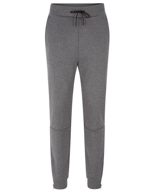 HUGO   Gray 'destin'   Jersey Cotton Lounge Pants for Men   Lyst