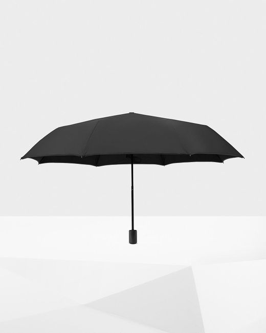 HUNTER   Black Original Manual Umbrella   Lyst