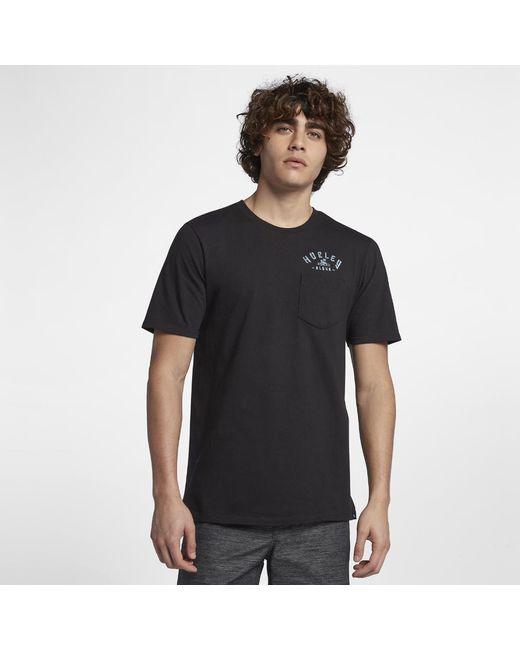 Amazon Sale Online Free Shipping Official Site Hurley Plate Lunch Pocket T-Shirt Discount Sale Online Browse kdEtQS4