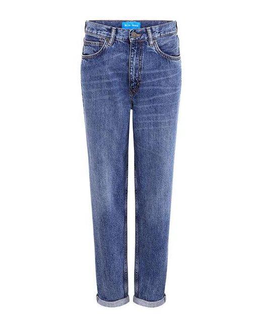 MiH Jeans - Blue Linda Vintage Boyfriend Jeans - Lyst