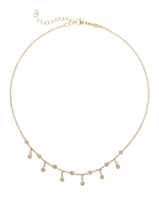 Jacquie Aiche - Metallic Half Shaker Spaced Out Necklace - Lyst