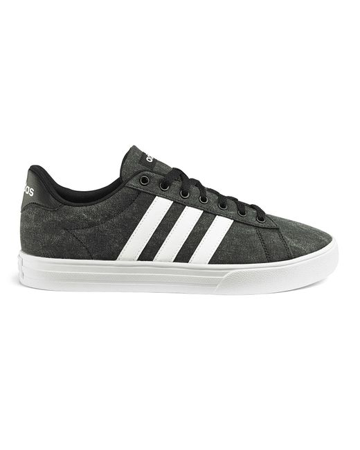 on sale fbc91 4e3a4 ... best service Adidas - Black Daily 2.0 Trainers for Men - Lyst .