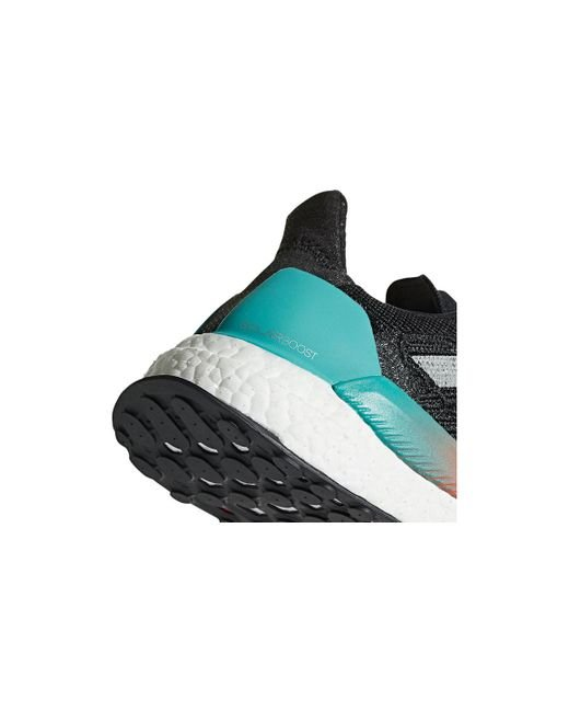 eb4789d9afa Lyst - Adidas Solarboost Running Shoes in Black for Men - Save ...