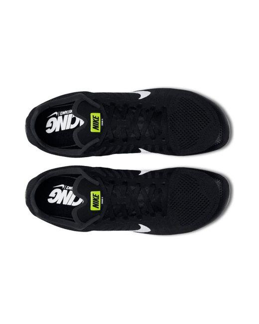 ... Nike - Black Unisex Zoom D Track Spike for Men - Lyst ...