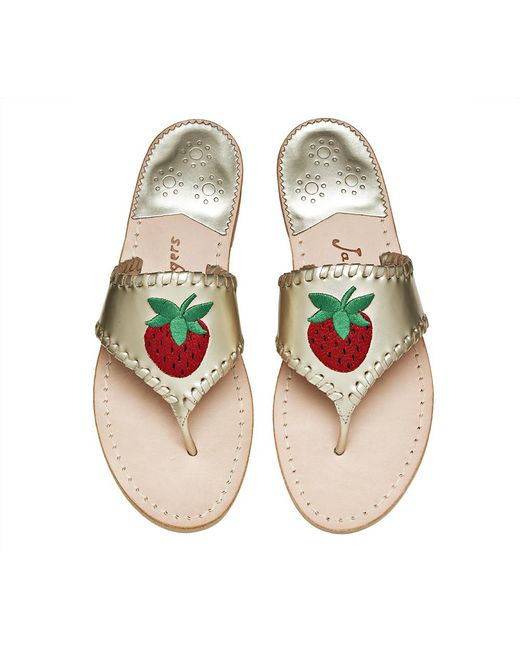Strawberry Sandals, Prices