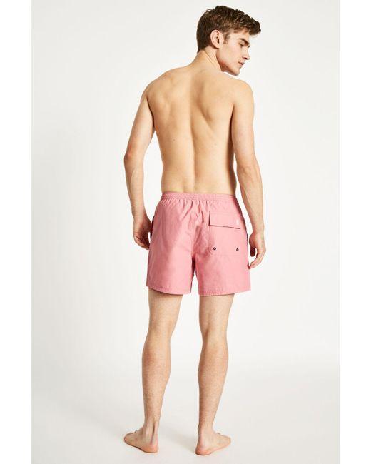 c30b793957 ... Jack Wills - Pink Branwell Swim Short for Men - Lyst ...