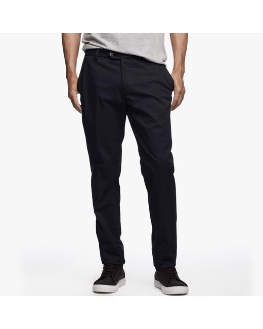 James Perse | Blue Micro Twill Tailored Pant for Men | Lyst