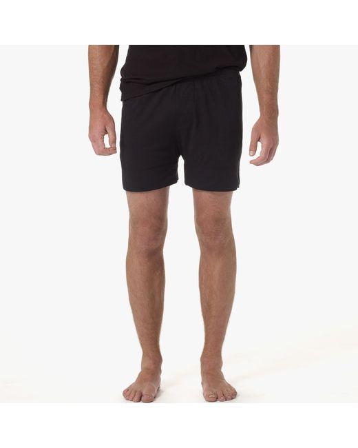James Perse | Black Boxer Short - Shorter Fit for Men | Lyst