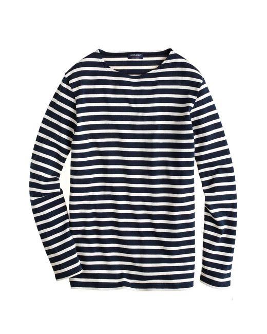 J.Crew | Blue Saint James Unisex Meridien Ii Nautical T-shirt for Men | Lyst