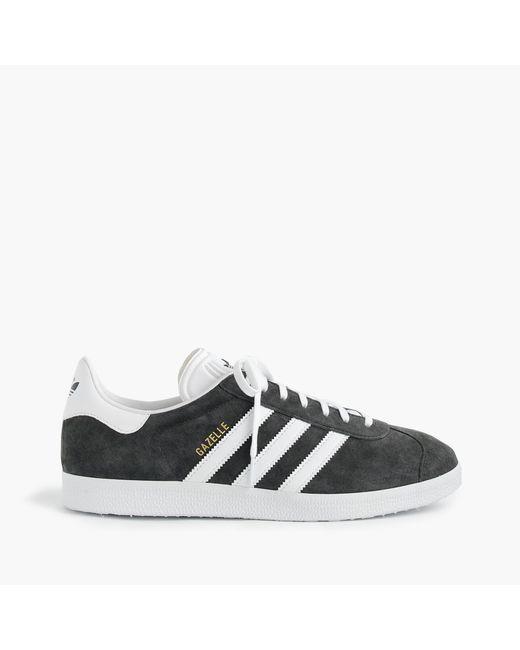 J.Crew - Gray Adidas Gazelle Sneakers for Men - Lyst