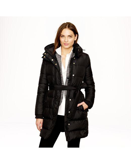 J.Crew   Brown Wintress Puffer Coat   Lyst