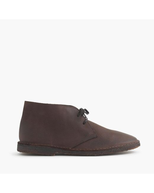 J.Crew   Brown Classic Macalister Boots In Oiled Leather for Men   Lyst