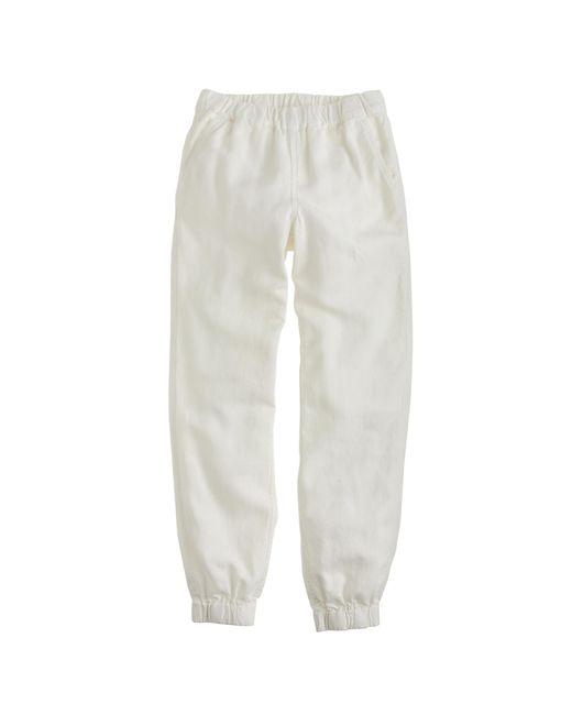 J.Crew | White Seaside Pant | Lyst