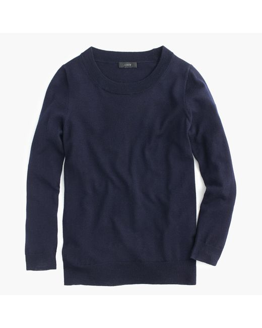J.Crew | Blue Tippi Sweater | Lyst