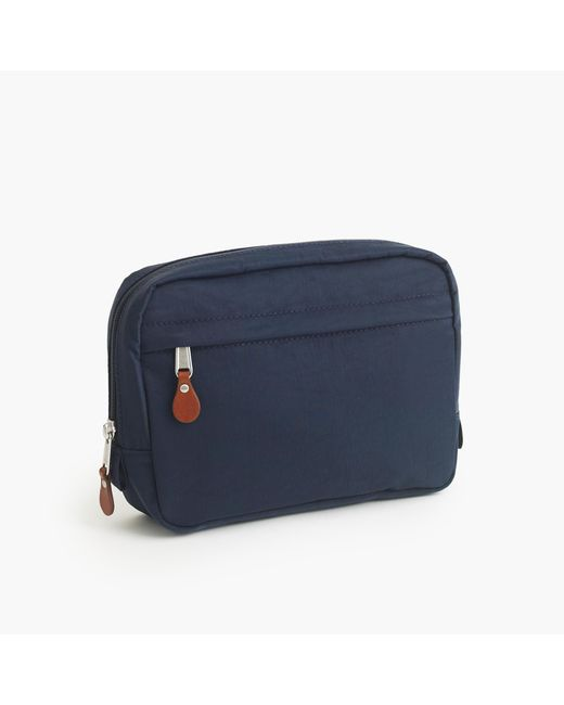 J.Crew | Blue Harwick Travel Kit for Men | Lyst