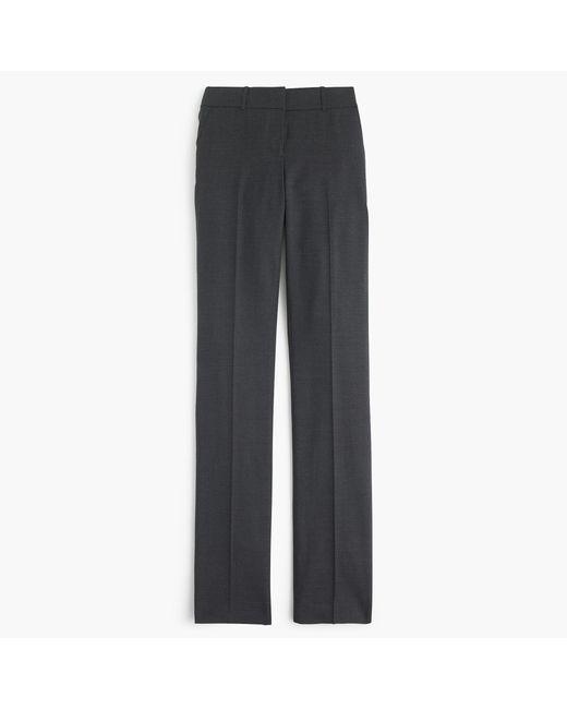 J.Crew | Gray Tailored Trouser In Italian Super 120s Wool | Lyst