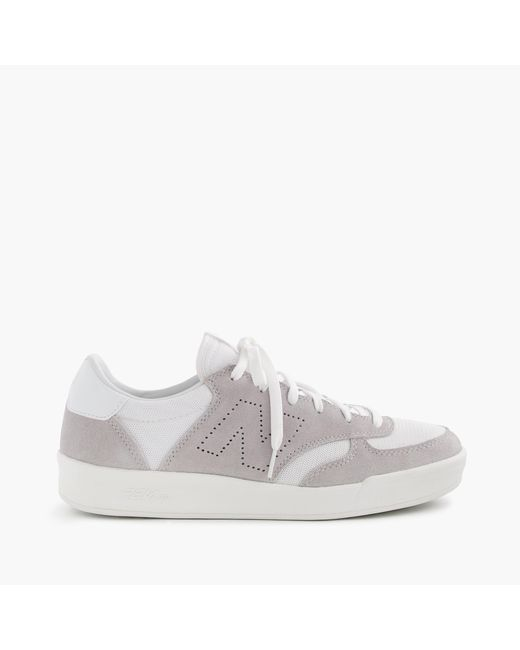 J.Crew   New Balance Crt300 Sneakers In White for Men   Lyst