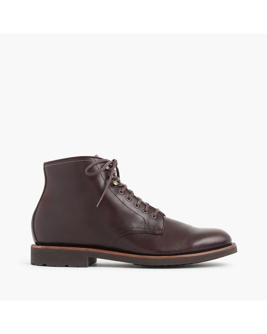 J.Crew | Brown Kenton Plain-toe Boots for Men | Lyst