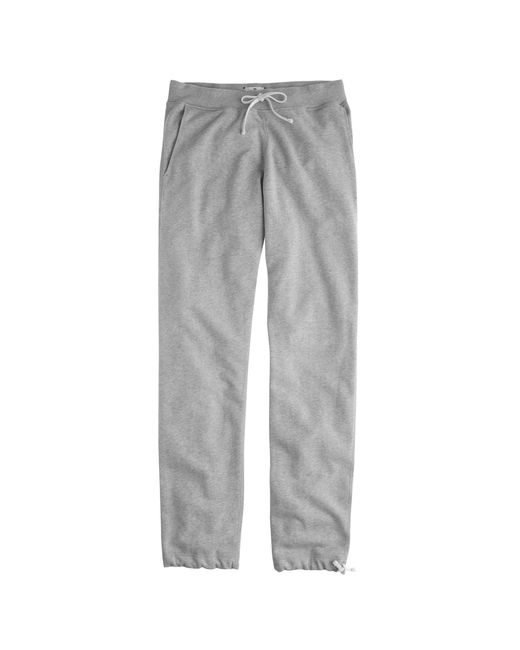 J.Crew - Gray Reigning Champ Sweatpant for Men - Lyst