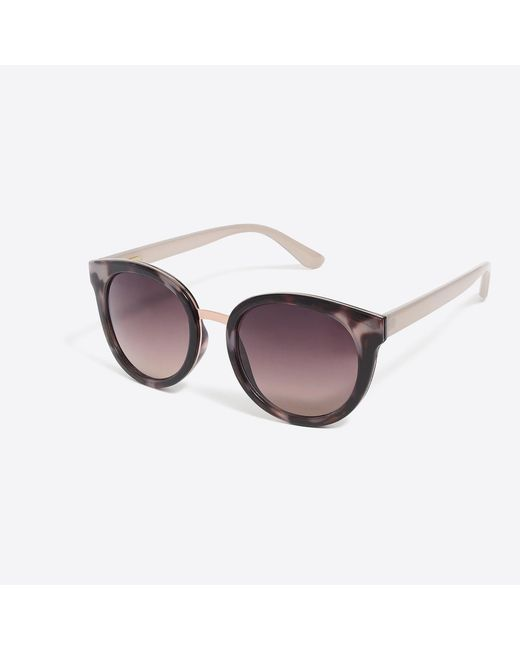 J.Crew - Multicolor Sunglasses With Metal Detailing - Lyst