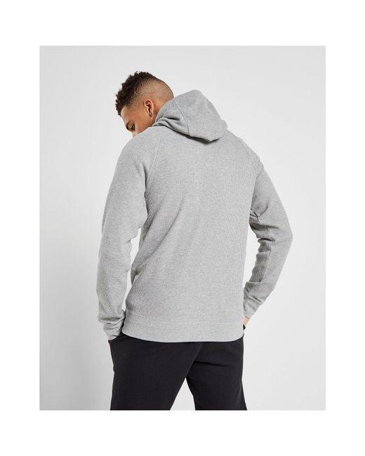 78e8cae6 ... Nike - Gray Optic Full Zip Hoodie for Men - Lyst ...