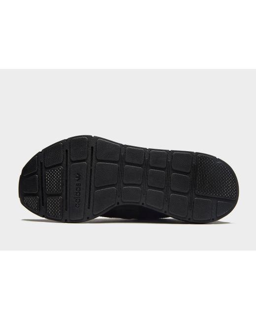 more photos 9689c 6083b ... clearance adidas originals black swift run for men lyst 3173e b811a