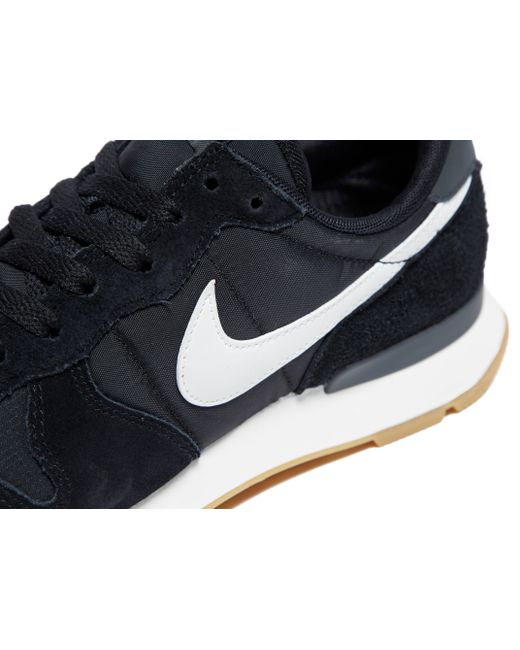 ... Nike   Black Internationalist for Men   Lyst ...