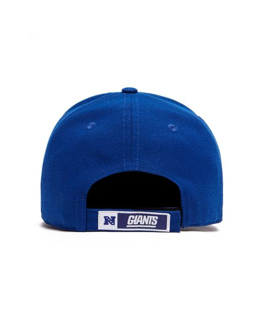 e069614a476 KTZ Nfl New York Giants 9forty Cap in Blue for Men - Save 10% - Lyst