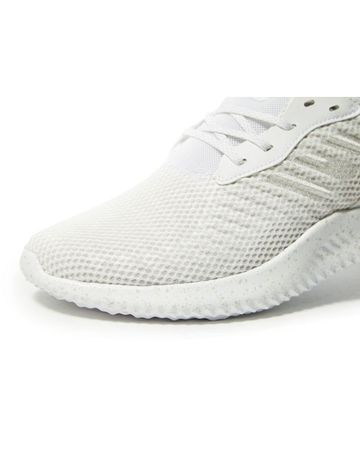 lyst adidas alpha bounce rc in weiß