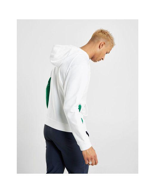 396190188 ... Nike - White Nba Boston Celtics City Overhead Hoodie for Men - Lyst ...