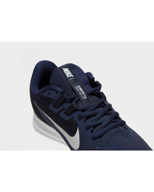 52f6e518d556c ... Nike - Blue Downshifter 9 for Men - Lyst ...