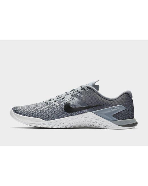 6cf9a23e4a1cc Nike - Gray Metcon 4 Xd Men s Training Shoe for Men - Lyst ...