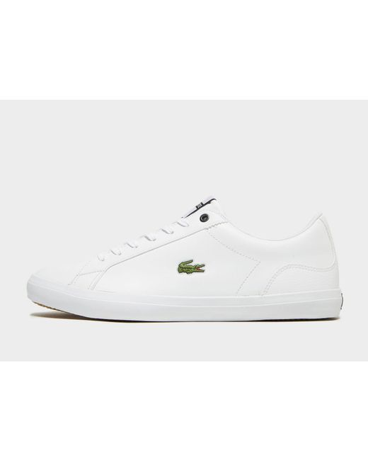 680ad08f4 Lacoste - White Lerond for Men - Lyst ...