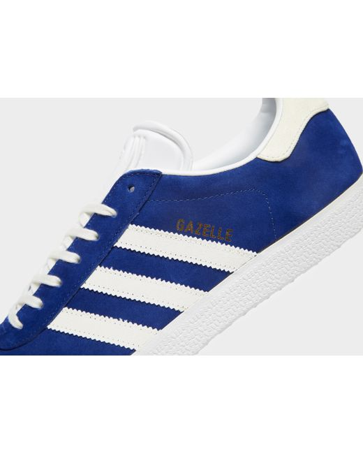 separation shoes 6c162 ccabb ... Adidas Originals - Blue Gazelle for Men - Lyst ...