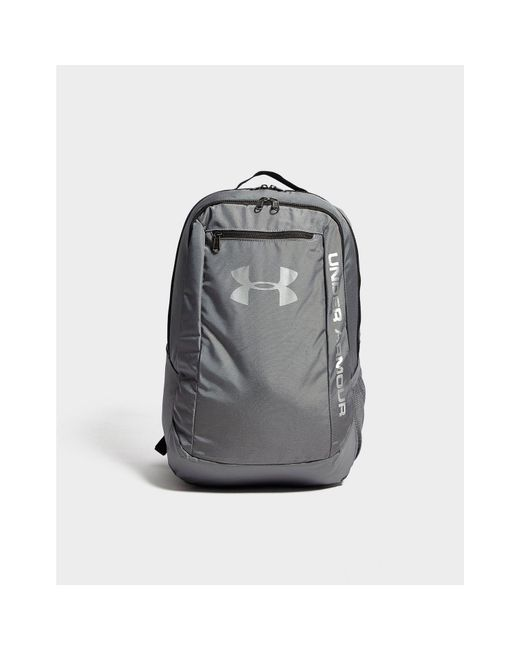Lyst - Under Armour Hustle Ldwr Backpack in Gray - Save 13% 029f61cd24151
