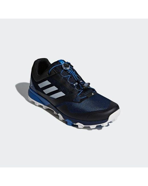 ... Adidas - Blue Terrex Trail Maker Shoes for Men - Lyst ... 16aeb2c72