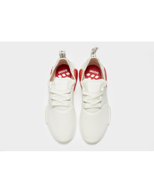 802022421 ... Adidas Originals - White Nmd R1 Ripstop for Men - Lyst ...