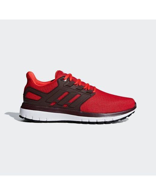 wholesale dealer e5d22 61d24 Adidas - Red Energy Cloud 2 Shoes for Men - Lyst ...